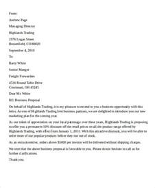 Request Letter Research Collaboration 28 Business Letter In Word