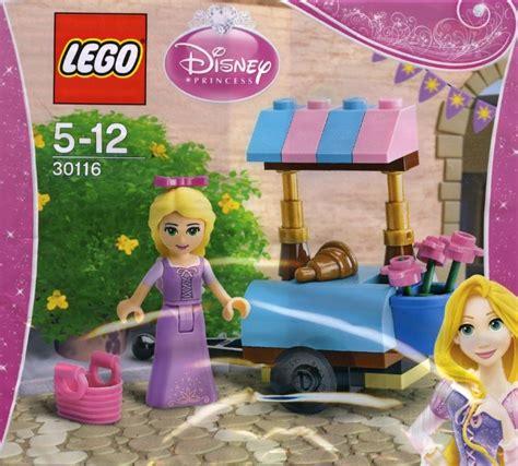 Lego Disney Prince Princess Set 8 30116 1 rapunzel s market visit brickset lego set guide and database