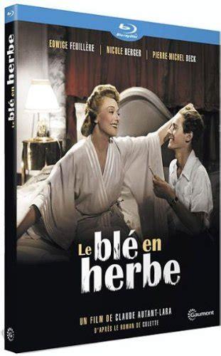 le bl en herbe le bl 233 en herbe 1954 starring pierre michel beck yannick malloire