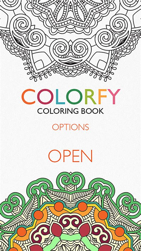 colorfy full version apk download colorfy coloring book free on pc choilieng com