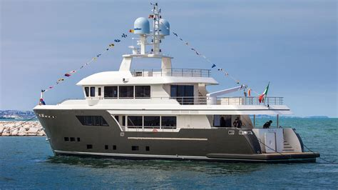 fishing boat for sale darwin cantiere delle marche delivers darwin 102 acala with
