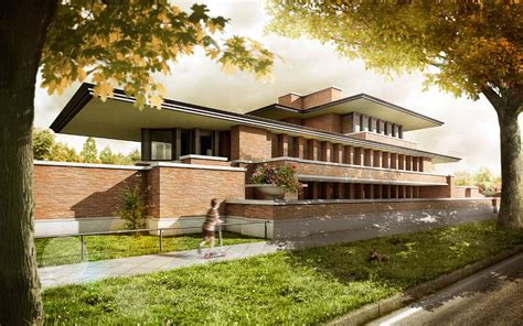 robie house cgarchitect professional 3d architectural visualization
