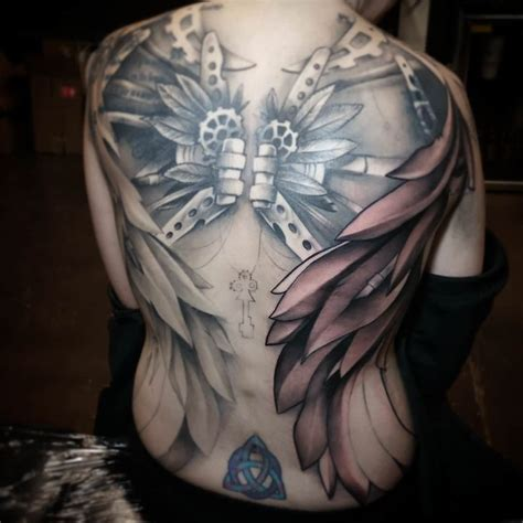 blueprint tattoo 26 steunk designs ideas design trends