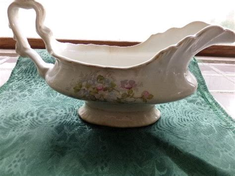 gravy boat wedding gift anchor pottery rare gravy boat from 1890 s antique