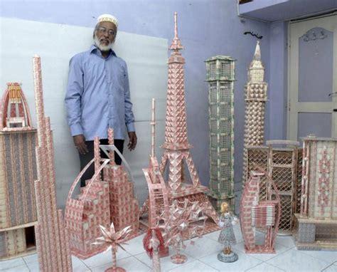 Origami World Records - worth the money burj khalifa tickets