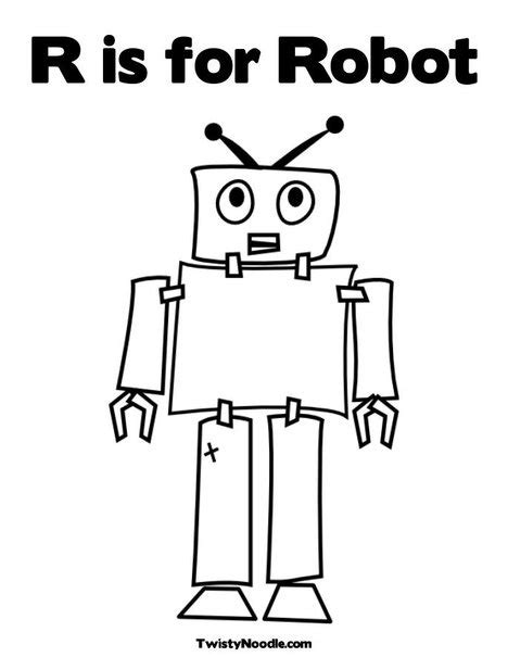 alpha robots an alphabet for all ages books r is for robot coloring page e busy mind