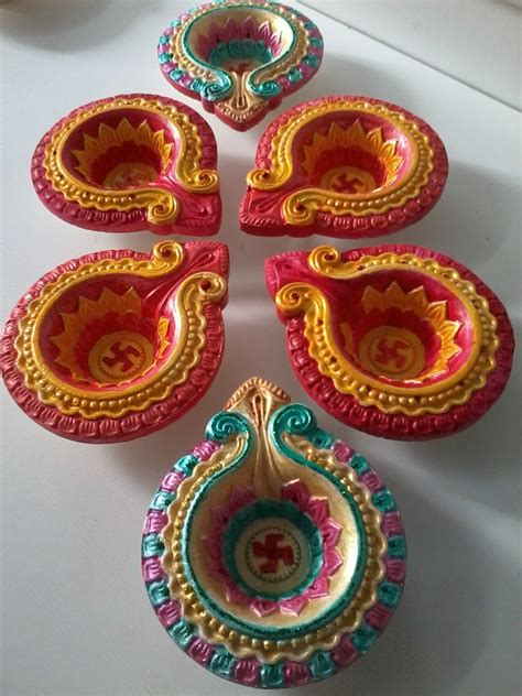 Diwali Handmade Items - corner diwali decorative items