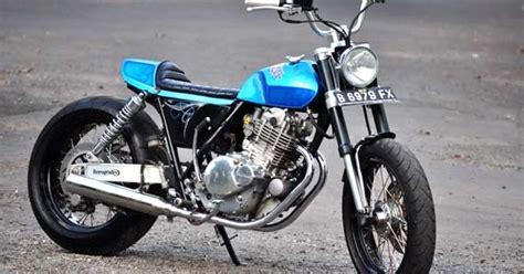 Suzuki Thunder 250 Suzuki Thunder 250 Flat Track Ala Fighter Motorcycle