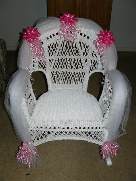 To Be Baby Shower Chair by Baby Shower Chair For The To Be Things I