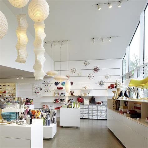 Shop Vitra by Vitra Design Museum Shop Gift Shop Retail