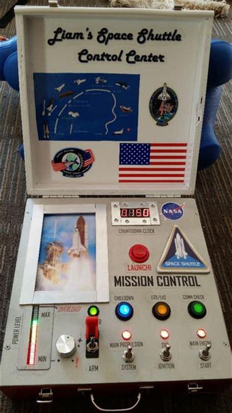 space shuttle control center kids toy makezilla