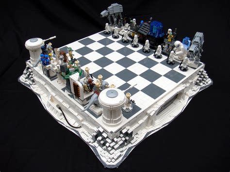 star wars chess sets lego star wars chess sets are swankier than vader s vinyl