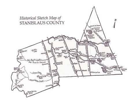 Stanislaus Records Civil War Veterans In Stanislaus Cty
