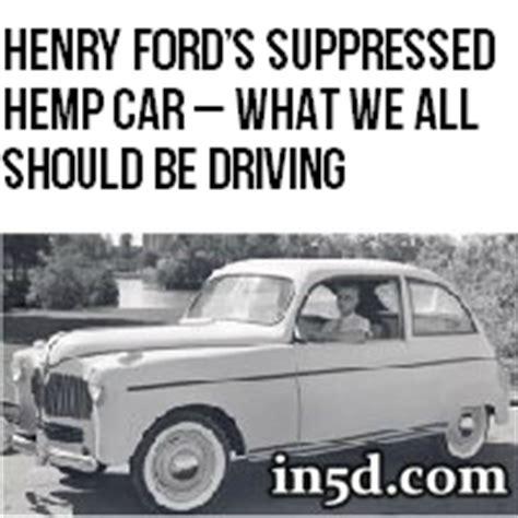Henry Ford Hemp Car by Henry Ford Hemp Car