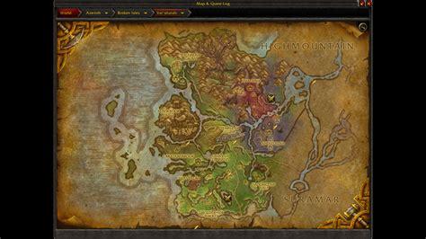 world of warcraft map world of warcraft legion maps blizzplanet warcraft