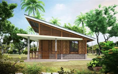 rest house plan design modern bahay kubo home inspiration architecture pinterest modern and house