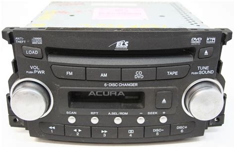 my acura radio code wtb 2004 acura tl navi factory cd player unit acurazine