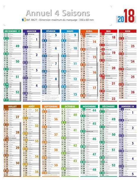 Calendrier Perso Votre Calendrier Imprim 233 Annuel Saisons Calendriers 100