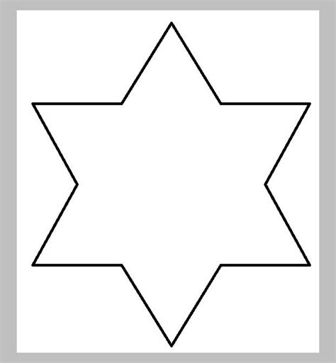 20 star templates star designs crafts free