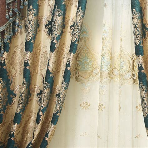 insulated fabric for curtains european high quality thick chenille fabric insulated