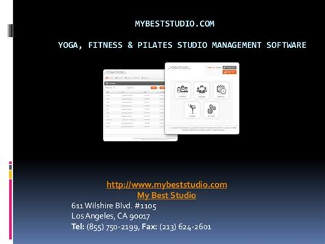 Fitness Management Software 5 by Fitness Pilates Studio Management Software