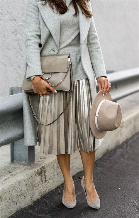 Of The Blogs Silver Plaid And The Wears Prada by New York Fashion Week Part One A Glam Lifestyle