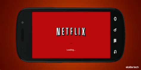 netflix app android netflix app finally hits android experience not so great skatter