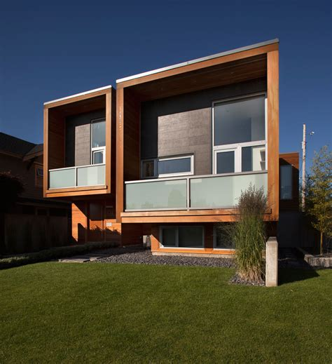 contemporary home chilliwack by randy bens architect