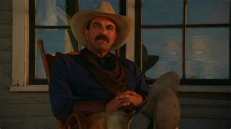 Tom Selleck Back On The Small Screen by Tom Selleck Western Collection Last Stand At Saber River