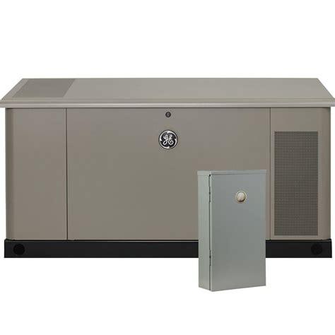 generac 5837 7 kw 120240v steel standby generator system