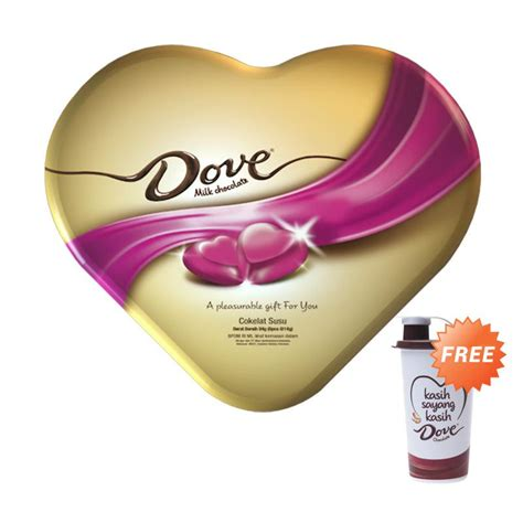 Dove Chocolate Harga jual promo serba dove chocolate 14 g 6 pcs