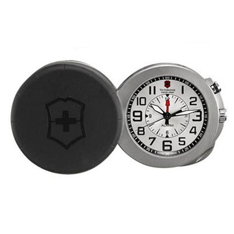 victorinox swiss army travel alarm pocket 241461