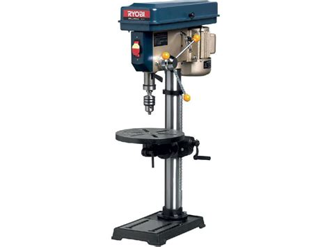 bosch bench drill press drills ryobi 16mm 16 speed 3 4 hp bench drill press bd