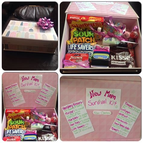 Baby Shower Kit by 15 Gifts For Diy Baby Survival Kits And