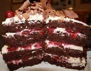 xx emazingly sweet xx recipe black forest chocolate fudge cake