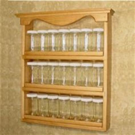Spice Rack With Spices Included by 1000 Images About Wall Mounted Spice Racks On