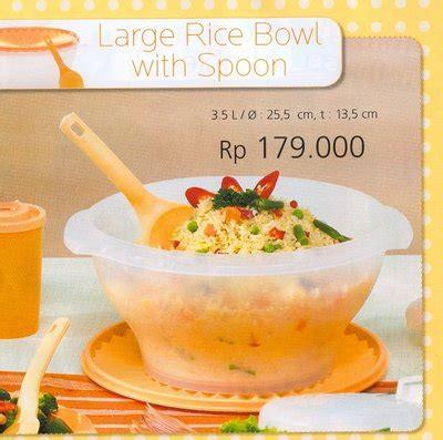 Rice Bowl Dan Rice Spoon Moorlife promo tupperware bulan januari 2010 matthewstoreonline s