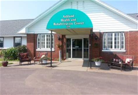 Detox Centers In Wisconsin by Ashland Health Rehabilitation Center Visitashland