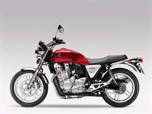 Honda Motercycle Honda Cb1100 Sometimes Nothing