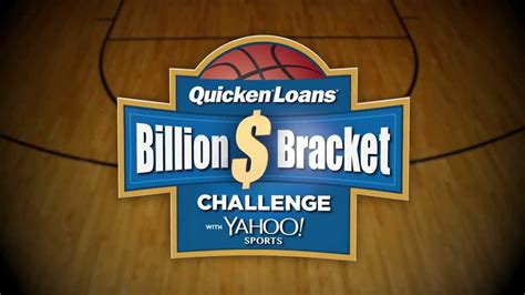 yahoo billion bracket challenge win the quicken loans billion dollar bracket challenge