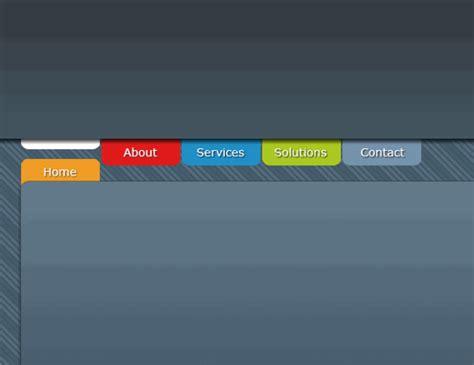 css top menu bar 50 free jquery menu bar and navigation plugins