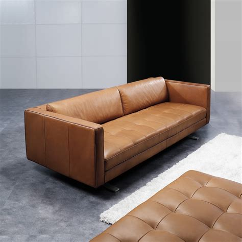 tan leather 3 seater sofa sorano custom sofa beyond furniture