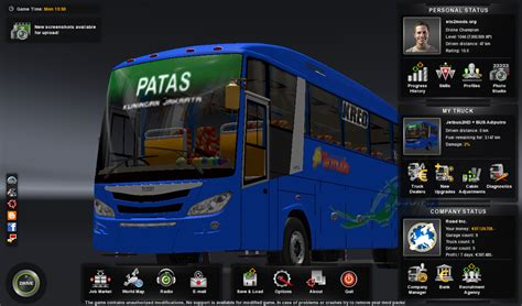 mod map indonesia game ukts haulin uk truck simulator ets 2 mod ukts mod indonesia