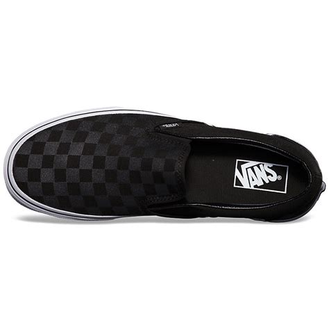 Harga Retail Vans Slip On Checkerboard vans classic slip on checkerboard shoes