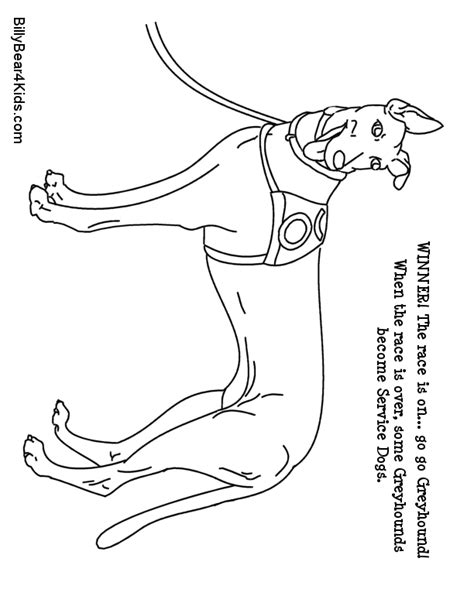 coloring pages of service dogs service dog coloring sheets girl with disability on
