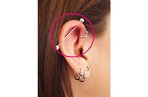 getting a cartilage piercing this