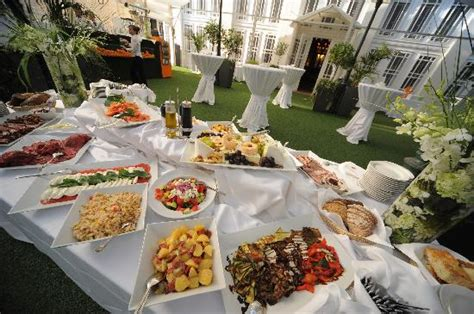 zofin garden buffet picture of zofin garden prague