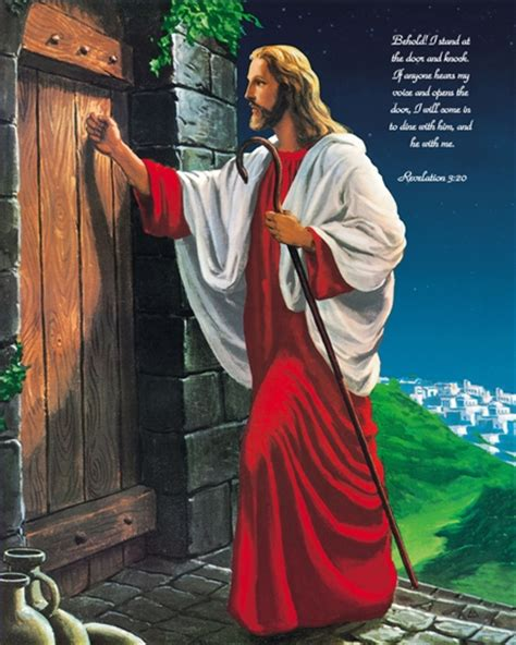 Jesus Knocking At The Door Meaning by Jesus Knocking At The Door Mydavinci