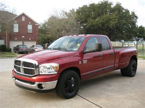 manual cars for sale 2007 dodge ram 1500 transmission control find used 2007 dodge ram 3500 slt crew cab pickup 4 door 5 9l 6 speed manual in houston texas