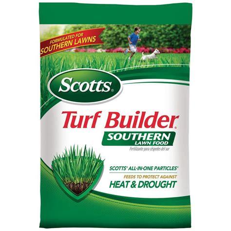 scotts turf builder 39 56 lb 15m lawn fertilizer 22315